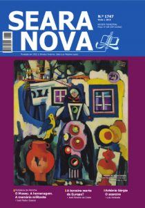 Capa da revista Seara Nova