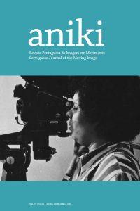 Capa da revista Aniki